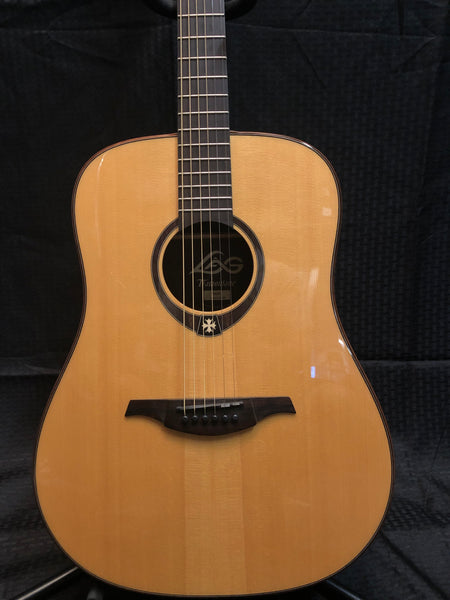 Lag Dreadnought Guitar T500D