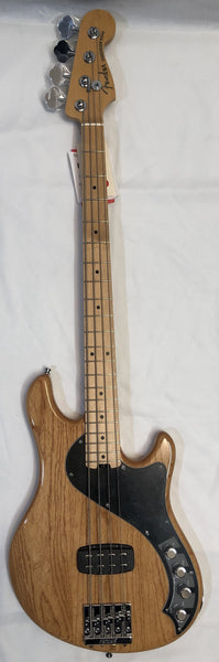 Fender American Deluxe Dimension Bass Maple Fingerboard Natural