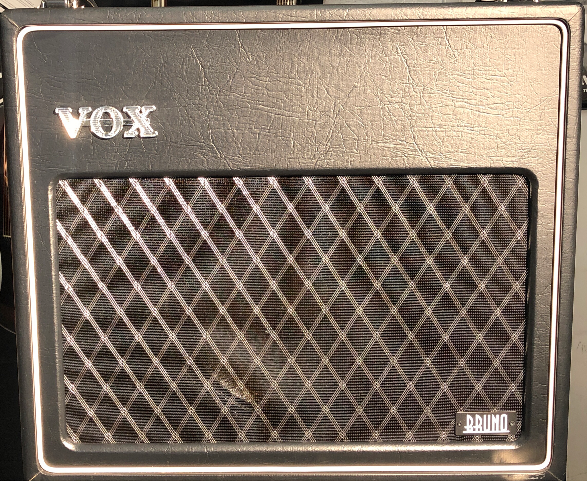 Vox Tony Bruno TB35C1 35W 1x12 Tube Guitar Combo Amp (Floor Model)