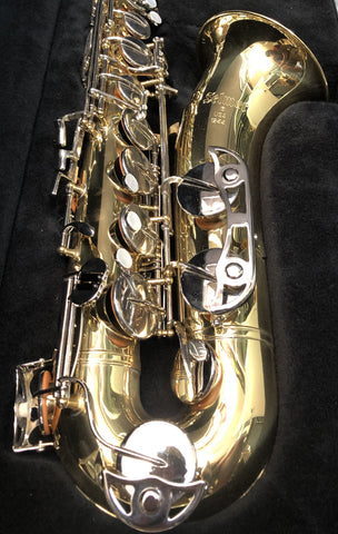 Selmer 1244 Tenor Saxophone USA Made New Old Stock