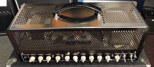 Vox Night Train 50 Guitar Amp Head (Floor Model)