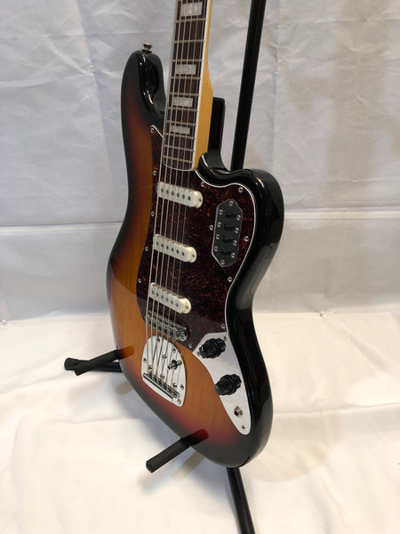 Squier Vintage Modified Bass VI Rosewood Fingerboard