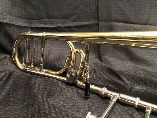Andreas Eastman by Shires ETB630 Trombone with F Attachment