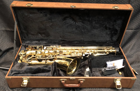 Chateau Intermediate Tenor Saxophone VCH231L