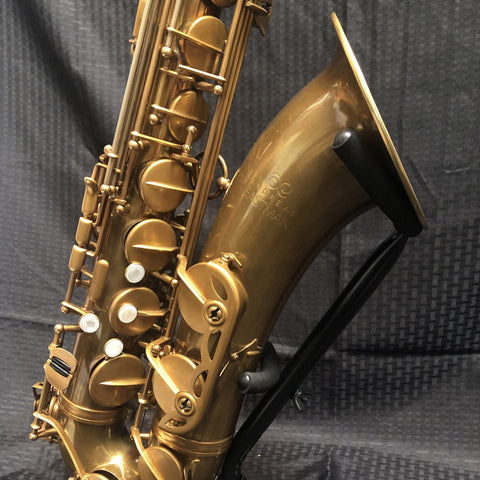 Eastman 52nd St. Professional model unlacquered Tenor Saxophone