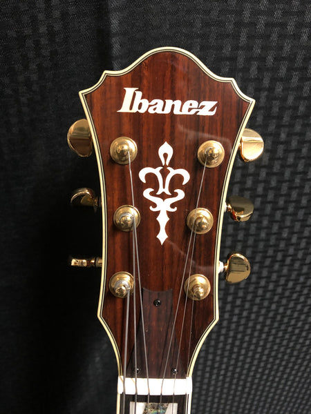 Ibanez Artstar Series Hollow Body Guitar AF155AWB