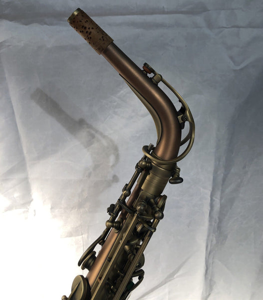 Chateau Alto Saxophone TYA753ANE Copper (Demo Model)