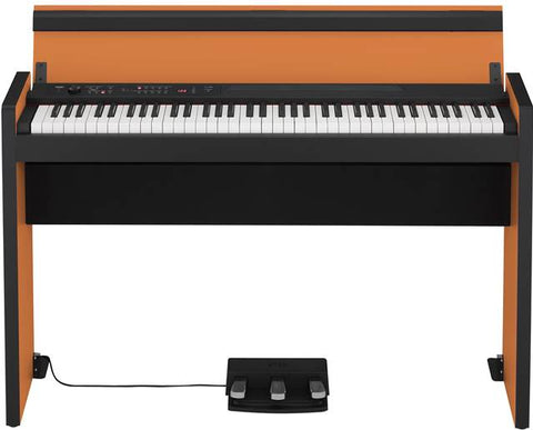 KORG LP-38073 73-Key DIGITAL PIANO Orange Black