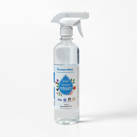 Maxx Organic Virus/Germ Spray Sanitizer 500ml