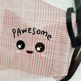 100% Cotton Mask for Children_Pawesome