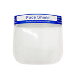 Anti-Fog Reusable Blue Face Shield