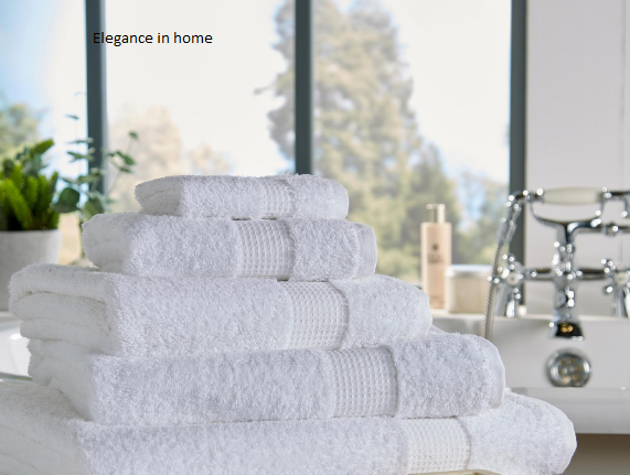 Towels set of 100% Egyptian cotton with 700 GSM super soft