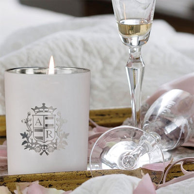 Abbey Rose Candle - Roses
