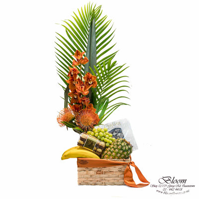 Pacific Palm Deluxe Fruit Box