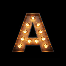 Light Up Letter - A - Marvellous Neon