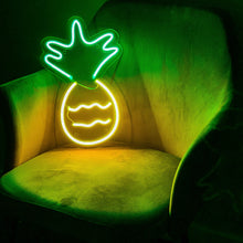 Pineapple Neon Sign  - Next Day Delivery Available