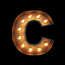 Light Up Letter - C - Marvellous Neon