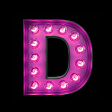 Light Up Letter - D - Marvellous Neon