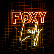 'Foxy Lady' Neon Sign - Marvellous Neon