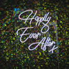Happily Ever After Led Sign - Marvellous Neon