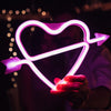 Love Heart Neon Sign - Marvellous Neon