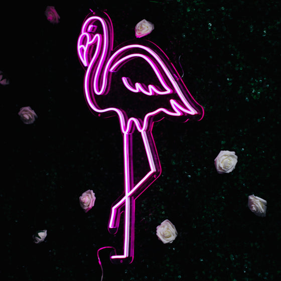 Flamingo Neon Led Sign - Marvellous Neon