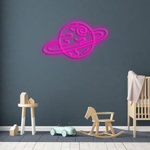 'PLANET' Neon Sign - Marvellous Neon