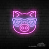 PIG Neon Sign - Marvellous Neon