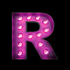 Light Up Letter - R - Marvellous Neon