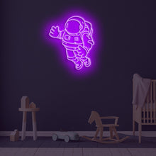 'Astronaut ' Neon Sign