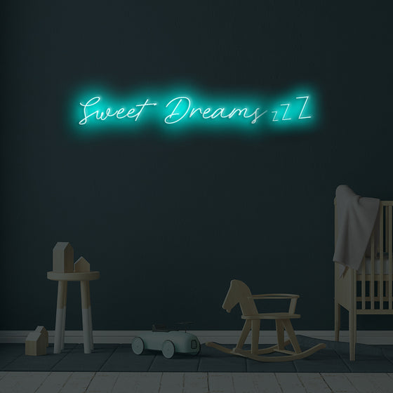 Sweet Dreams Led Sign - Marvellous Neon