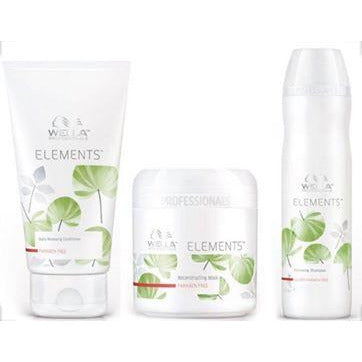 Elements collection-Wella-Alchemy Professionals