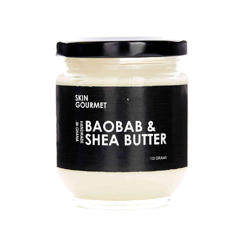 Image of Baobab & Shea Butter - 100g