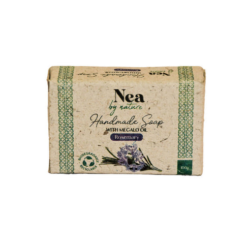 Nea by Nature Rosemary Soap - 100g