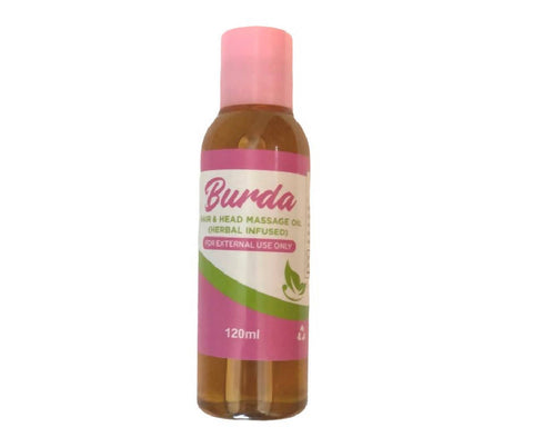 Burda Massage oil