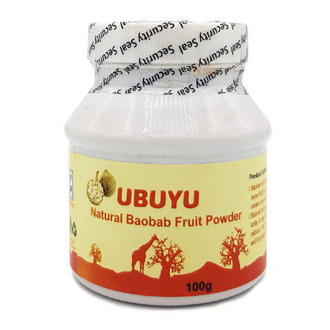 Image of UBUYU Baobab Powder
