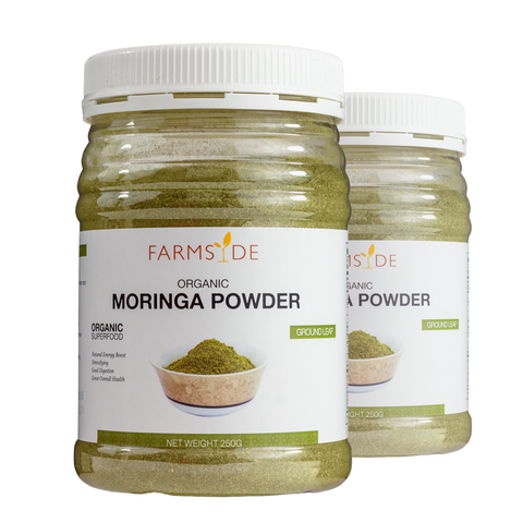 Image of Organic Moringa Leaf Powder