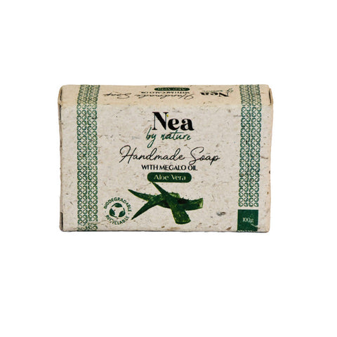 Nea by Nature Aloe Vera Soap - 100g - Pack of 3