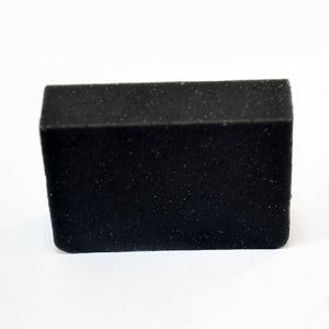 Lushley Activated Charcoal Soap - 100g - Pack of 3