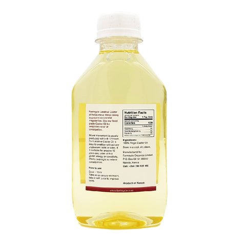 Image of Laxative Castor Oil