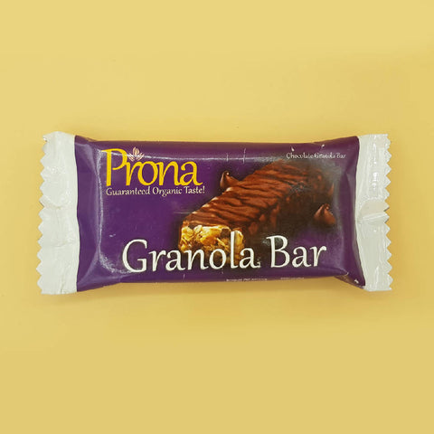 Prona Granola bar flapjack dark chocolate
