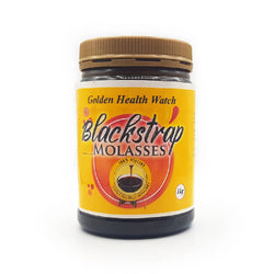 100% Pure Unsulphured, Organic Blackstrap Molasses, 1Kg