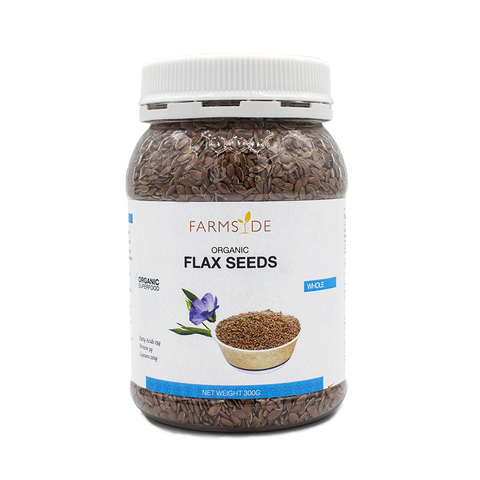 Image of Organic Flax Seeds
