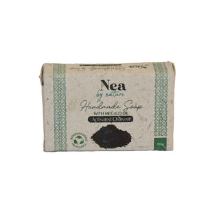 Nea by Nature Activated Charcoal Soap - 100g