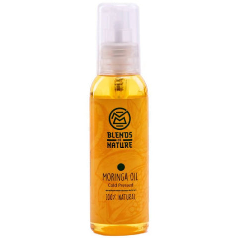 Organic Moringa Oil – Cold Pressed 50ml