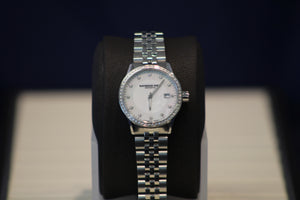 Stainless Steel Raymond Weil Freelancer Quartz Watch
