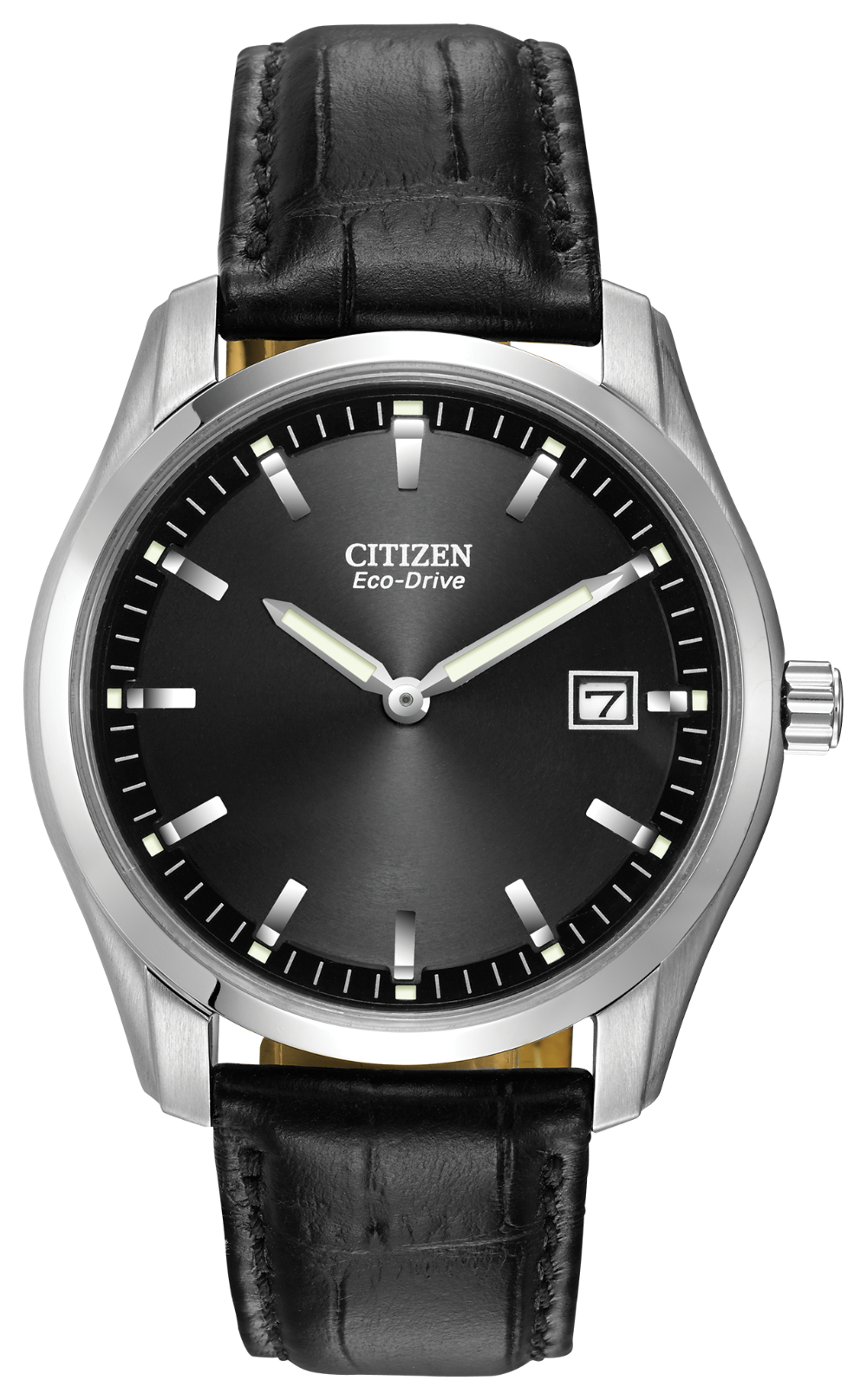 Gents Stainless Steel Citizen Eco-Drive Watch