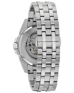 Stainless Steel Bulova Automatic Swiss Mechanical Watch