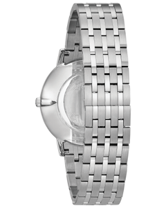 Stainless Steel Bulova Watch