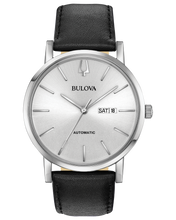 Load image into Gallery viewer, Stainless Steel Automatic Bulova Watch